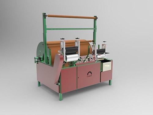 Kontinü Apre Makinası