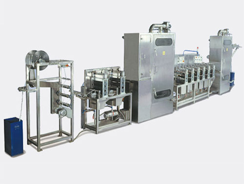 Tape and Ribbon Dyeing Machine