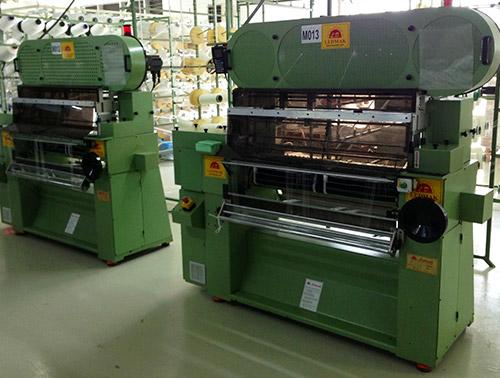 <b>LD1009 </b> Kroşe Örme Makinaları