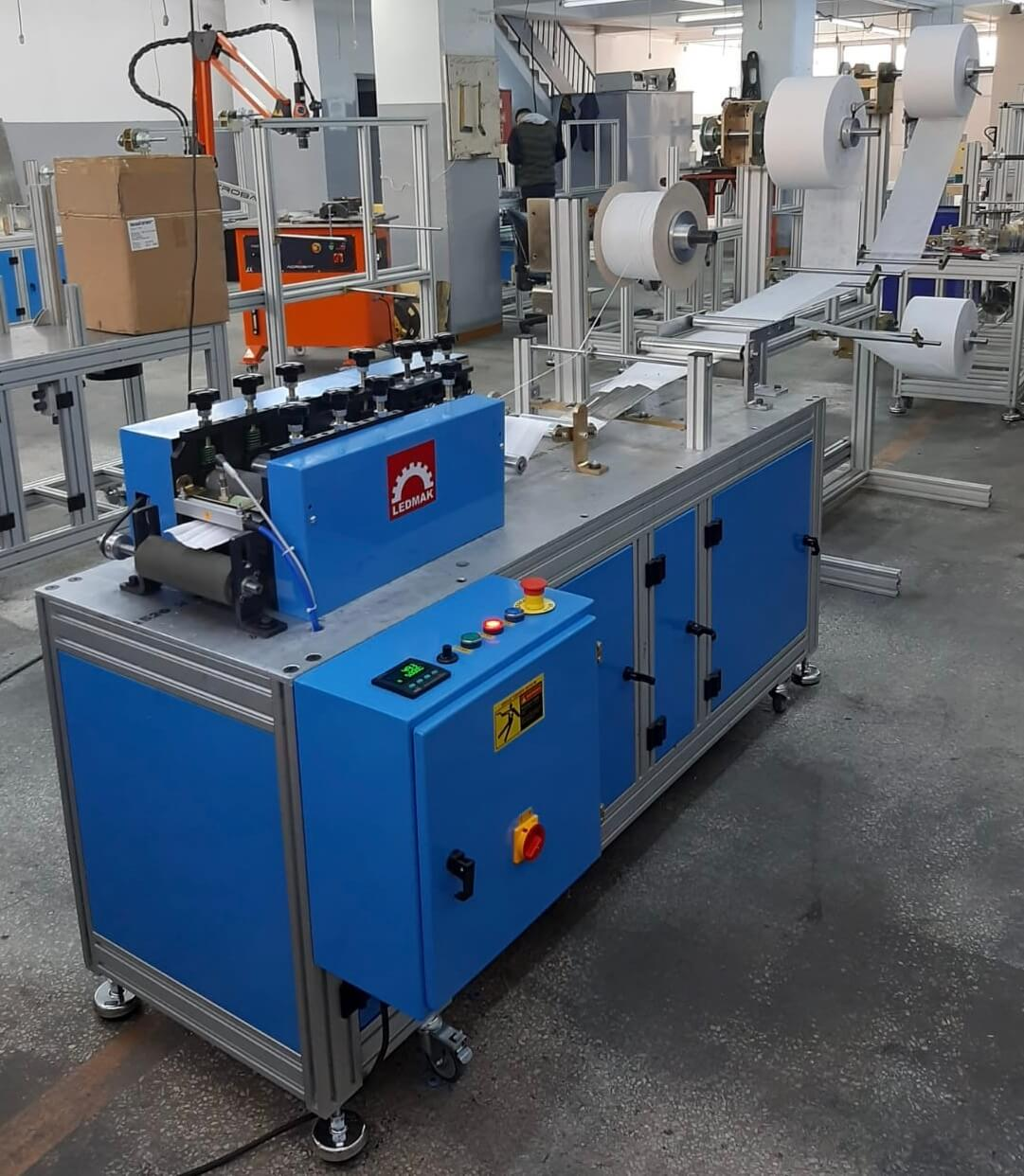 Ultrasonic Mask Body Production Machine